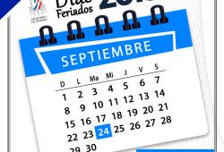 """Ministerio de Trabajo reitera 24 de septiembre """"Día de las Mercedes"""" No se Cambia"""