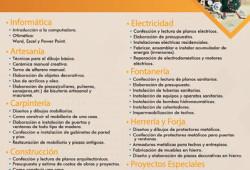 Inscripciones abiertas para formación gratuita en Escuela Taller de Santo Domingo