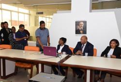 Ministerio de Trabajo escoge mediante elección su Comisión de Ética Pública