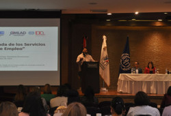 Ministerio de Trabajo imparte taller presentación de metas 2020