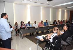 """Ministerio de Trabajo capacita a inspectores sobre """"Inclusión Laboral a Personas con Discapacidad"""""""