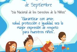 """Ministerio de Trabajo se une a la celebración """"Día Nacional de los Derechos de la Niñez"""""""