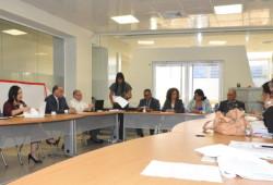 MT y CONSSO realizan reunión para la Política Nacional de Seguridad y Salud en el Trabajo