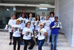 """Ministerio Trabajo realiza caminata contra el """"Cáncer Infantil"""""""