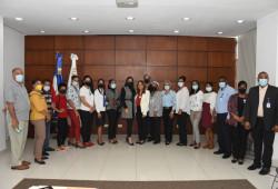 Ministerio de Trabajo imparte charla sobre VIH/SIDA