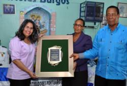 Ministra de Trabajo implementa programa de salud para obreros portuarios