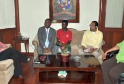 Ministra de Trabajo confía en justicia dominicana respecto a caso trabajadores haitianos