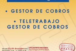 Ministerio de Trabajo invita a jornada de Empleo en Distrito Nacional