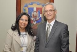 Concluye con éxito jornada de trabajo con técnicos de RD y Brasil para fortalecer intermediación de empleo