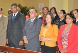 Ministerio de Trabajo conmemora con varios actos Día Internacional del Trabajo