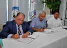 Firma de Convenio con Universidad UAPA